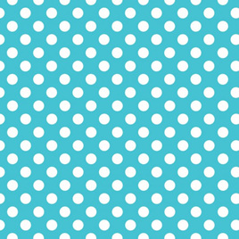 Spots Turquoise NT80290105