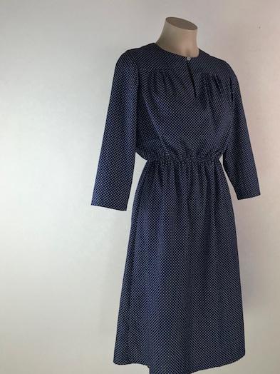 Spotty Nina dress