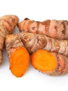 Spray Free Fresh Turmeric Root(not fumigated) - 100g approx.