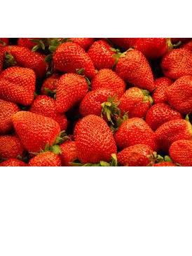 Sprayfree Local Strawberries - approx. 250g +