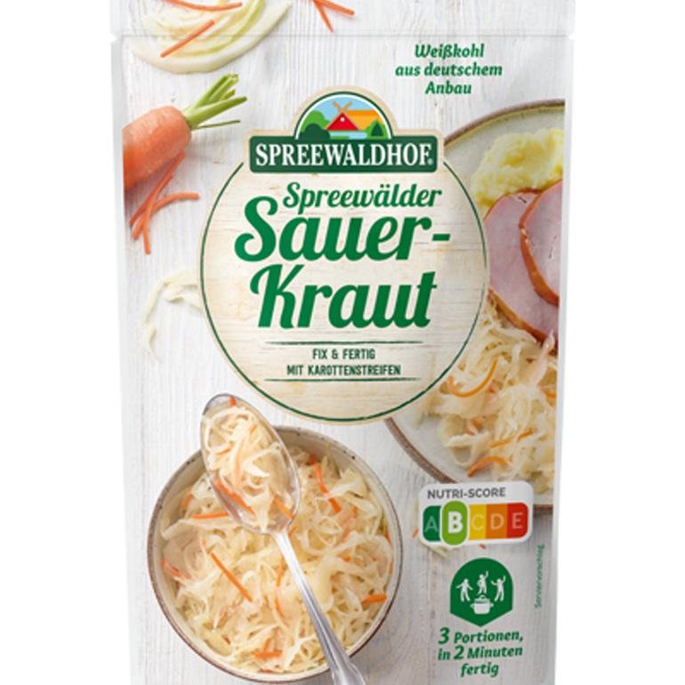 Spreewald Sauerkraut 400g