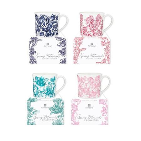 Spring Botanicals Mug
