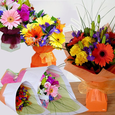 Spring Bouquets & Posies