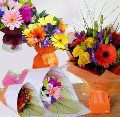 Spring Bouquets/Posies