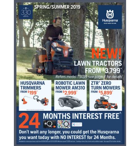 Spring Specials catalogue