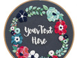 springtime wreath pdf