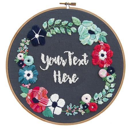 springtime wreath pdf