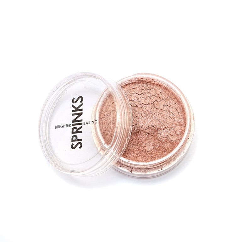 Sprinks  Lustre Dust - Rose Gold 10ml
