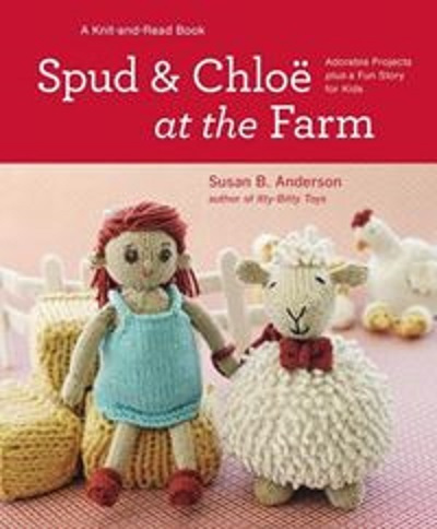 Spud and Chloë at the Farm