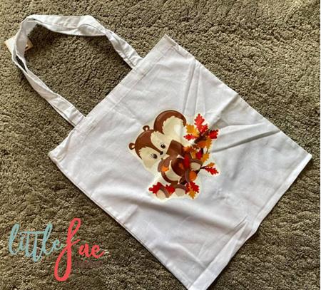 Squirrel Tote Bag 2