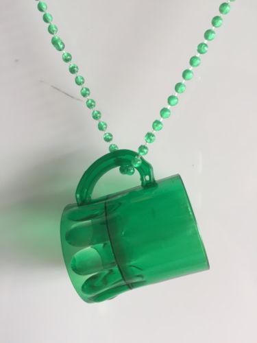 St Patricks Day Beer Shot Glass