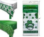St Patrick's day  printed tablecover - 2 designs