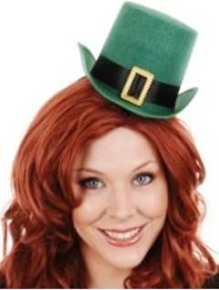 St Patricks Day tophat