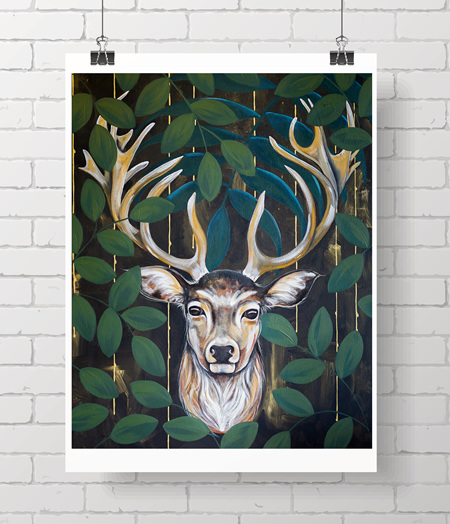 Stag reimagined