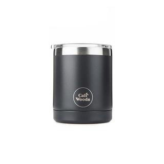 Stainless Short Cup - Charcoal