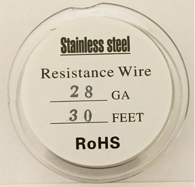 STAINLESS STEEL 316L WIRE SPOOLS