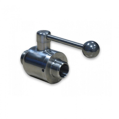 "Stainless Steel Ball Valve 3/4"" BSP"