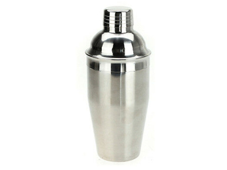 Stainless Steel Cocktail Shaker 550ml
