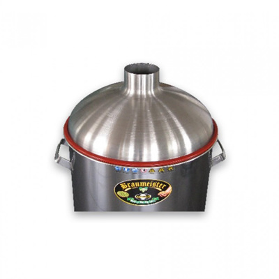 Stainless Steel Hood 50L