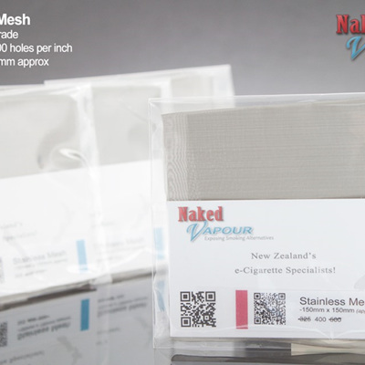 Stainless Steel Mesh - 316L
