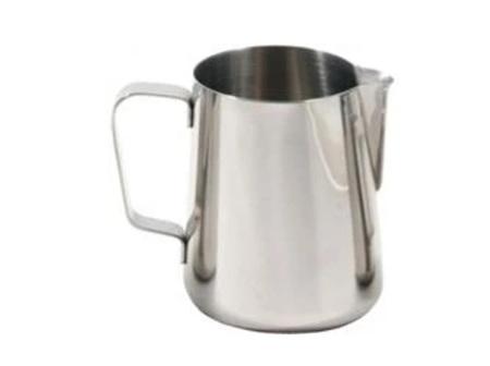 Stainless Steel Milk Frothing Jug 600ml