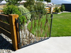 Stainless Steel Reed Gate