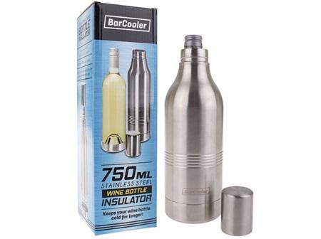 Stainless Steel Wine Bottle Insulator 750ml