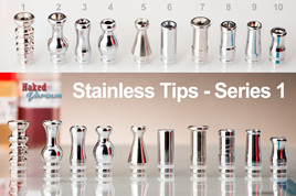 Stainless Tips - Series 1
