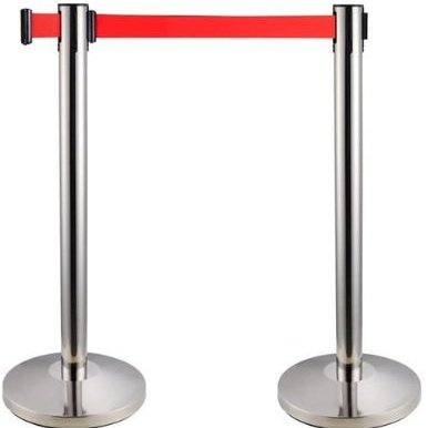 Stanchion Belt 90cm RED