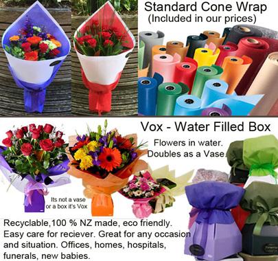 Standard cone wrap