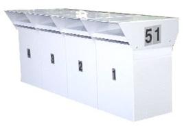 Standard Flat Top Rear Access