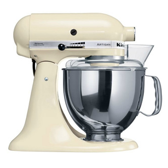 Standing Mixer - Almond Refurb