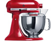 Standing Mixer - Empire Red