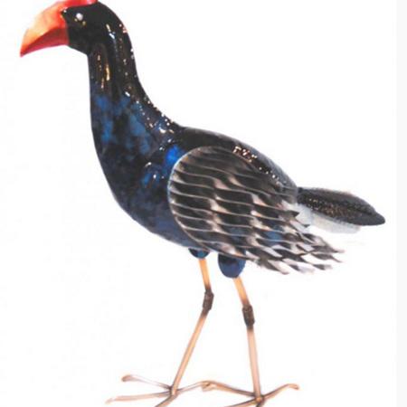 Standing Pukeko Ornament