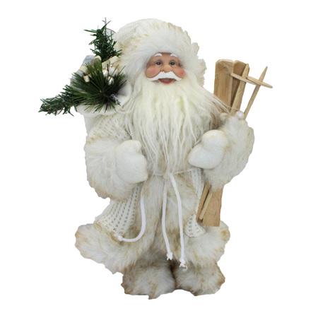 Standing Santa cream
