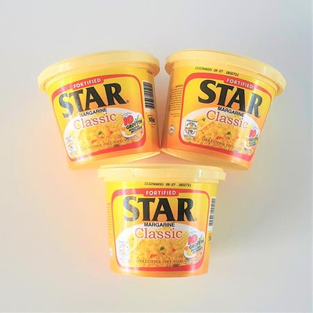 Star Margarine 250g
