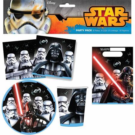 Star Wars 40 piece pack