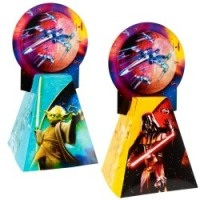 Star Wars Balloon Centerpiece 18in