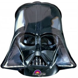 Star Wars - Darth Vadar Helmet Balloon