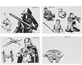Star Wars Gadget Decals EP7