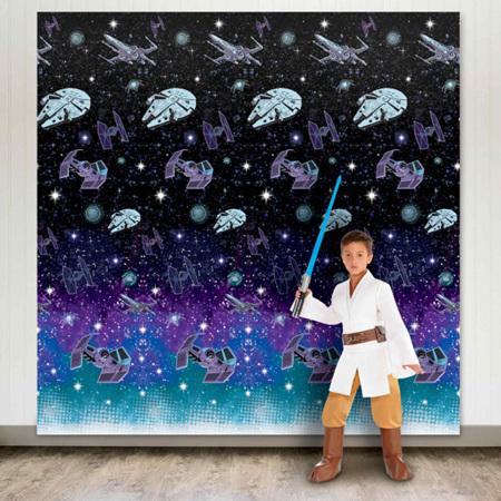 Star Wars  galaxy scene setter backdrop