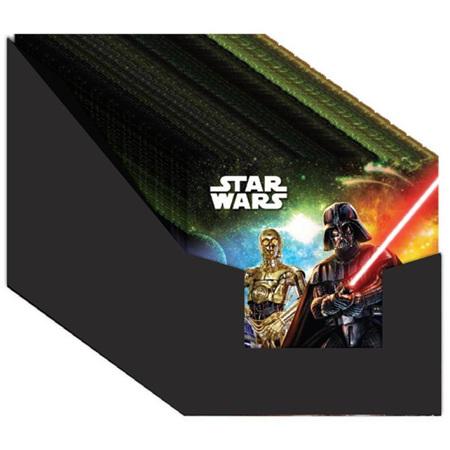 Star Wars Lunch Napkins x 16