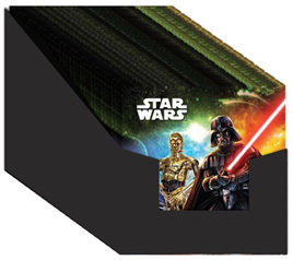 Star Wars Lunch Napkins x 16