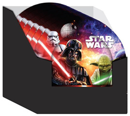 Star Wars  Party Plates x 8