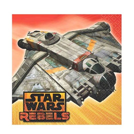 Star Wars Rebels - Beverage napkins x 16