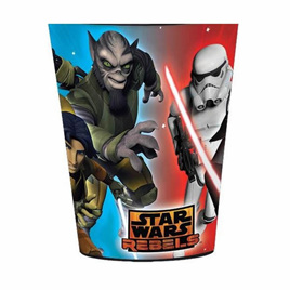 Star Wars Rebels Plastic Souvenir Cup