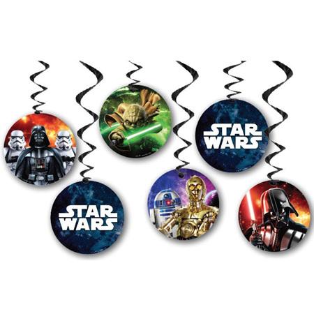 Star Wars Swirls
