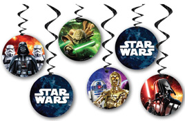 Star Wars Swirls