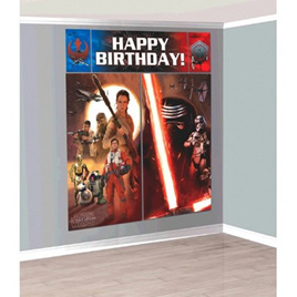 Star Wars Wall Decorating Kit