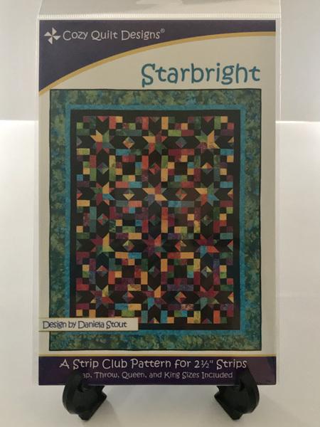 Starbright Quilt Pattern